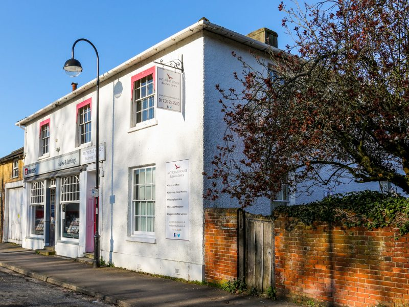 Antrobus House Business Centre in the Heart of Petersfield Hampshire