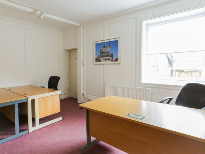 Shared Office Accommodation from £199+VAT per month in Petersfield